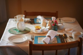 Breakfasts At The Moher Lodge Farmhouse