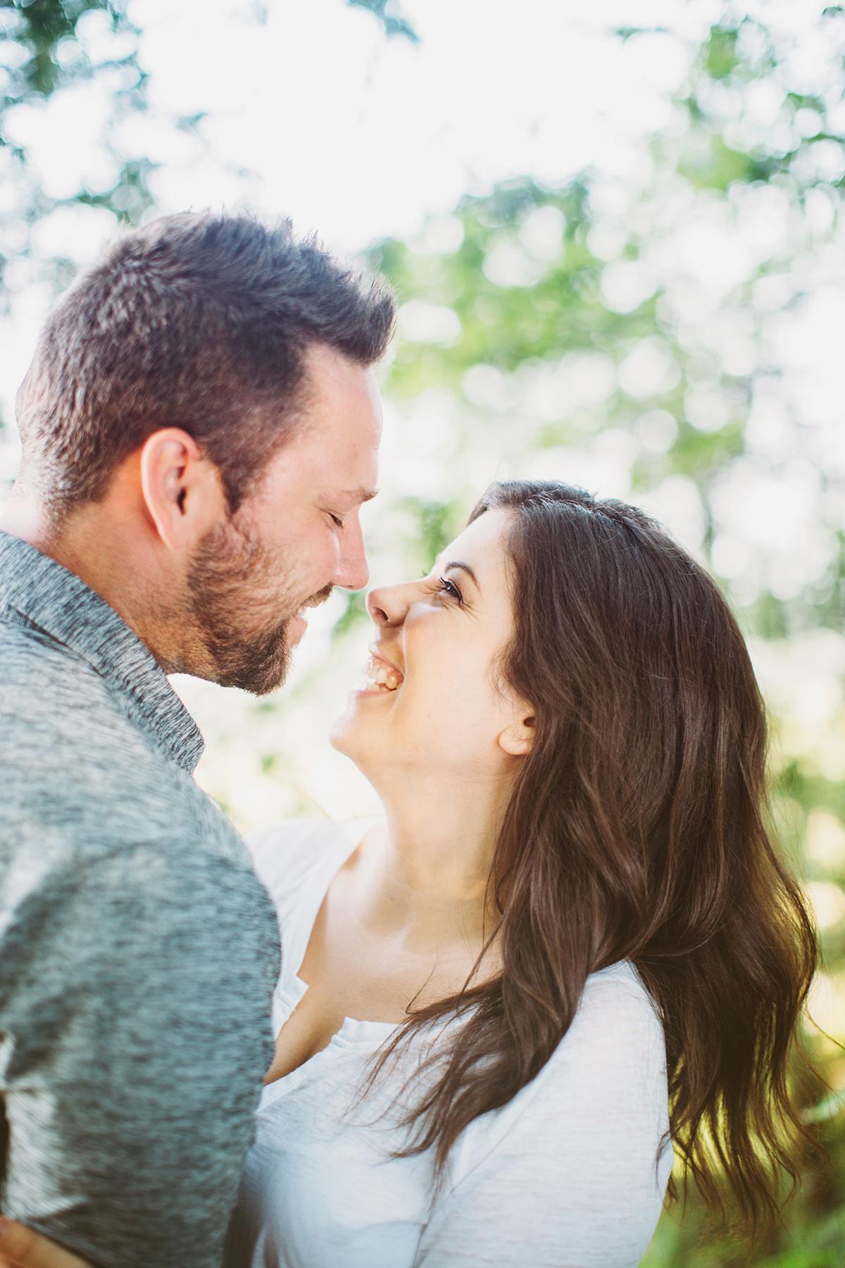 Whimsical Mt Nemo Engagement Oakville Wedding Photography