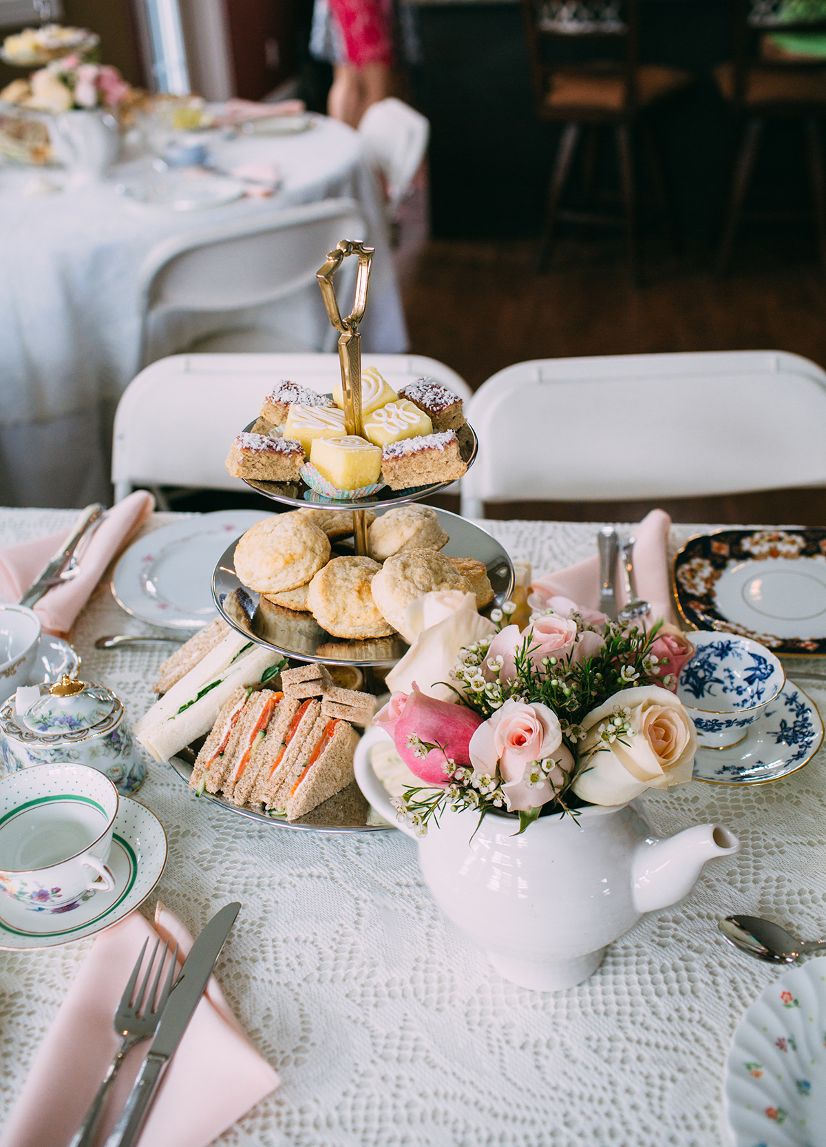 High Tea Kitchen Tea High Tea Theme Bridal Shower Niagara Wedding Photography