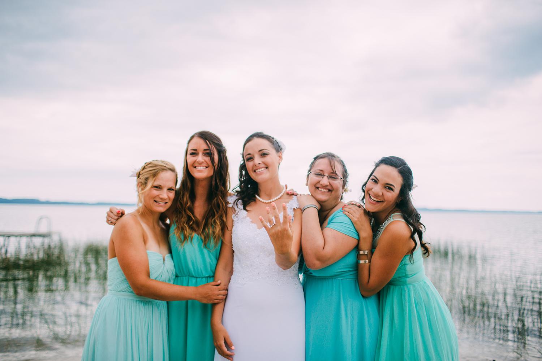 Traverse City Wedding photography